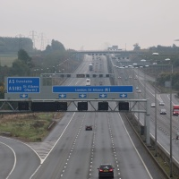 Motorway Lessons with 3 EGP